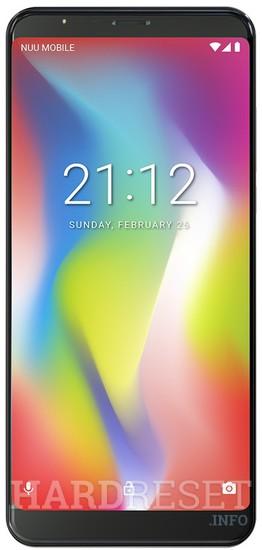 NUU Mobile G2 Specification - HardReset info