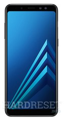 Galaxy A8 (2018) - image on Hardreset.info