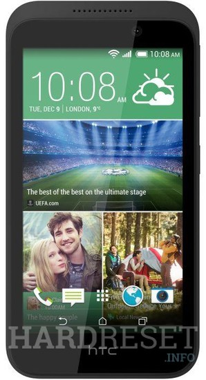 HTC Desire 320 Drivers
