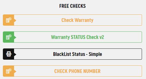 MOTOROLA One Power Free Checker - HardReset info