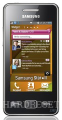 SAMSUNG S5260 Star II Orange Sydney