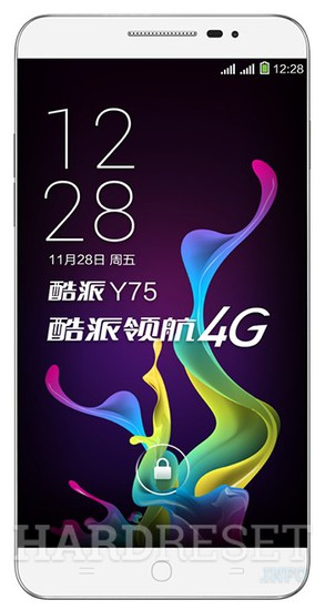 CoolPAD Y75 Drivers