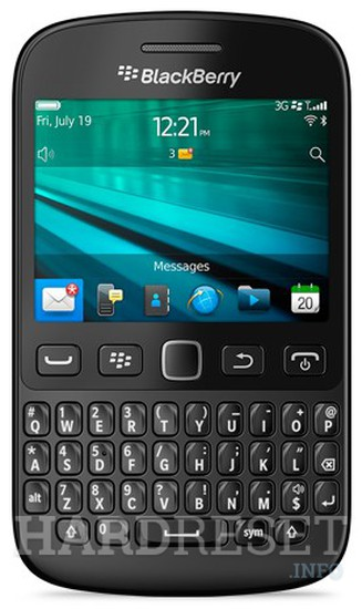 BLACKBERRY 9720 Drivers
