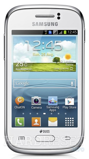 SAMSUNG S6312 Galaxy Young Duos Drivers