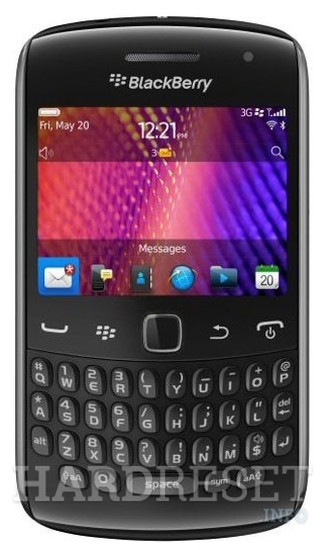 BLACKBERRY 9350 Curve Drivers