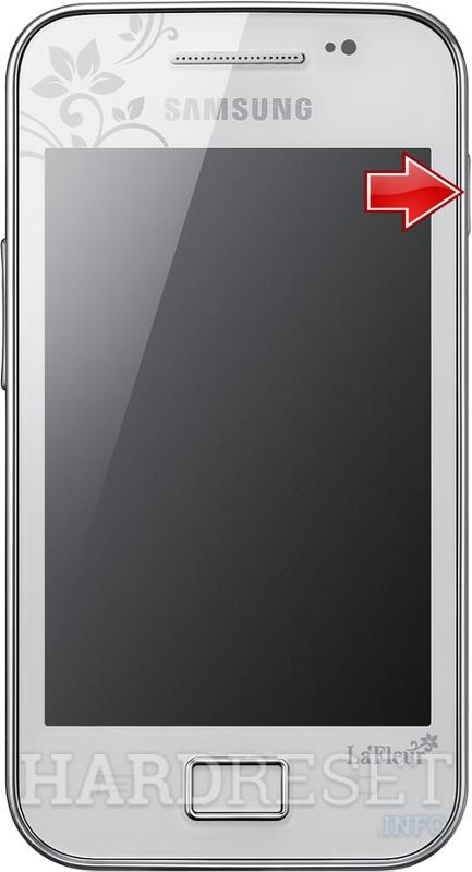 Factory Reset SAMSUNG S5830 Galaxy Ace La Fleur, how to - HardReset.info