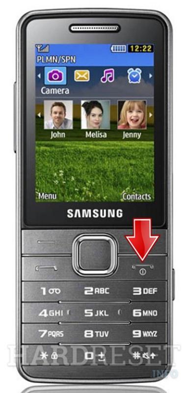 how to hard reset my phone samsung s5610 hardreset info rh hardreset info Samsung 5610 GT Samsung S5610 Pret