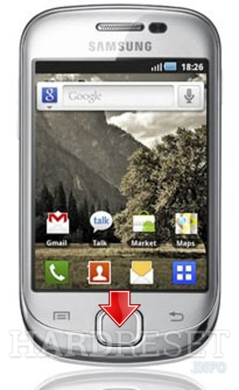 Restore SAMSUNG S5670 Galaxy Fit