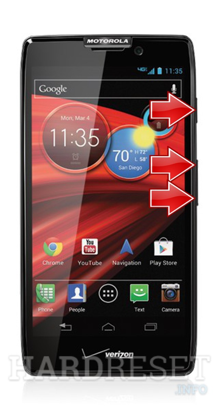 there's how to hard reset a motorola droid razr non-Hodgkin lymphoma