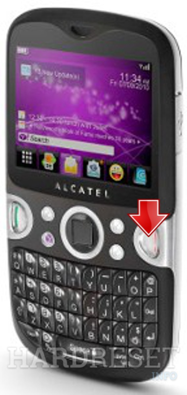 Hard Reset ALCATEL One Touch Net