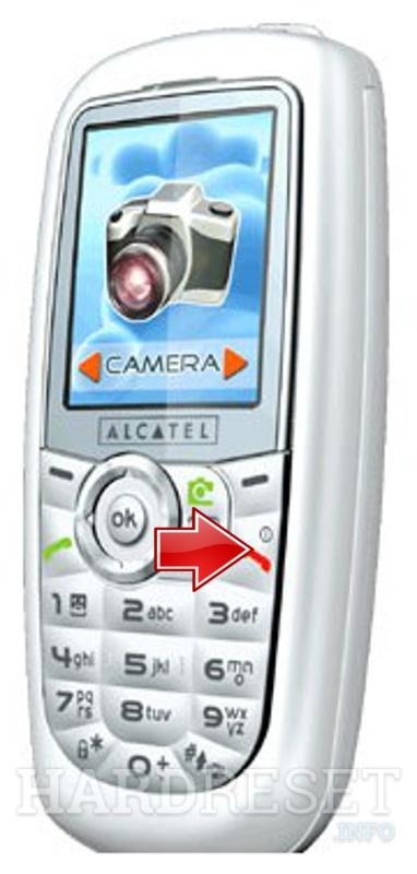 Hard Reset ALCATEL OT 565