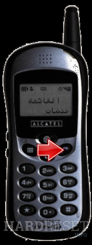 Hard Reset ALCATEL OT View db