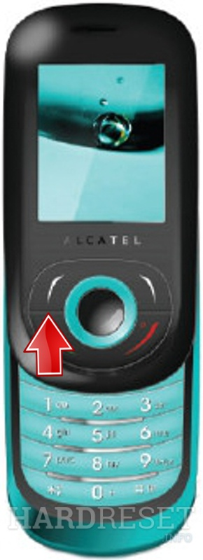 Factory Reset ALCATEL OT-380