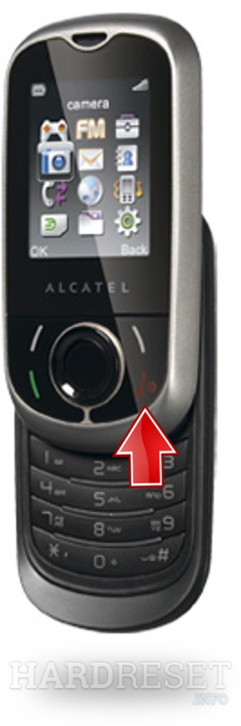 Hard Reset ALCATEL OT-383A