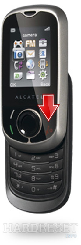 Hard Reset ALCATEL OT-383
