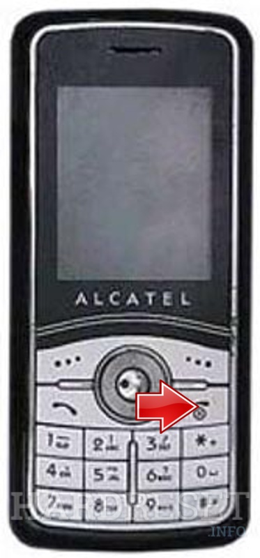 Hard Reset ALCATEL OT-S692