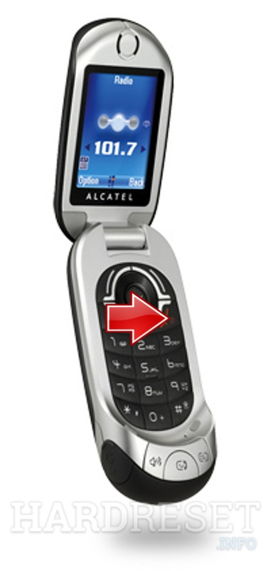 Hard Reset ALCATEL OT-S321A
