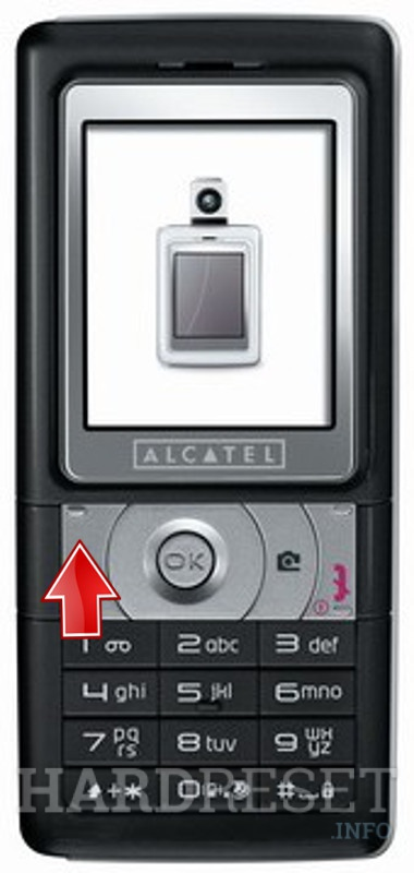 Factory Reset ALCATEL OT-C550C