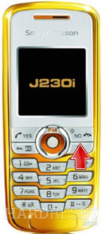 sony ericsson j230i manual