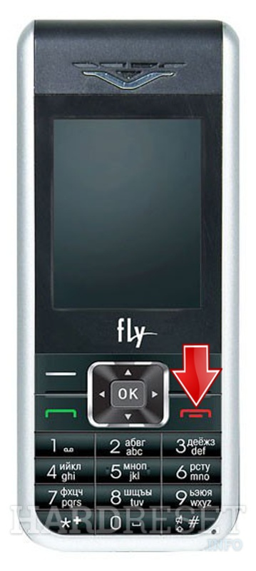 Factory Reset FLY MP600