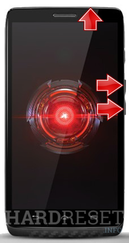 Hard Reset MOTOROLA Droid Mini