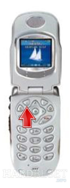 Wipe data on MOTOROLA i730