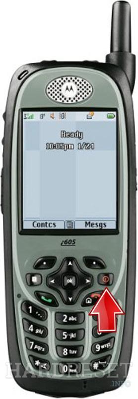 Motorola i605-A Windows 8 X64
