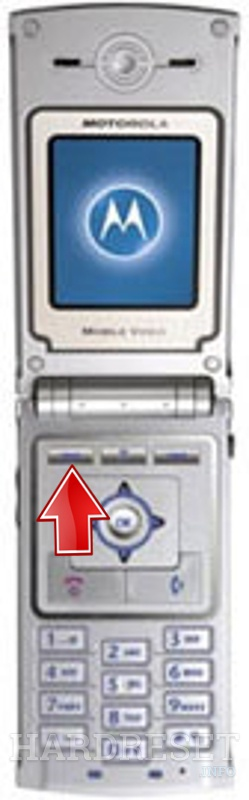 Wipe data on MOTOROLA V690