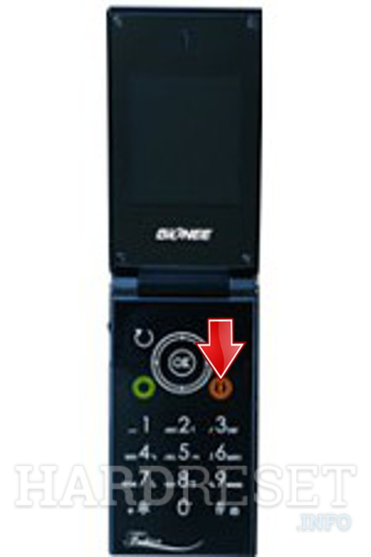 Hard Reset GIONEE GN808