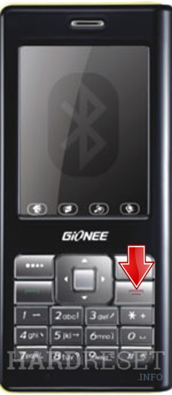 Hard Reset GIONEE D18