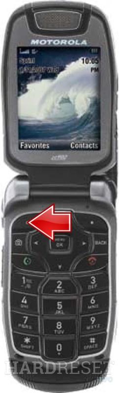 how to hard reset my phone motorola ic902 deluxe hardreset info rh hardreset info Motorola RAZR V3 Motorola Cell Phones