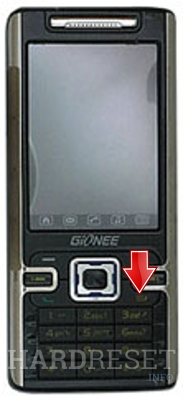 Hard Reset GIONEE H69