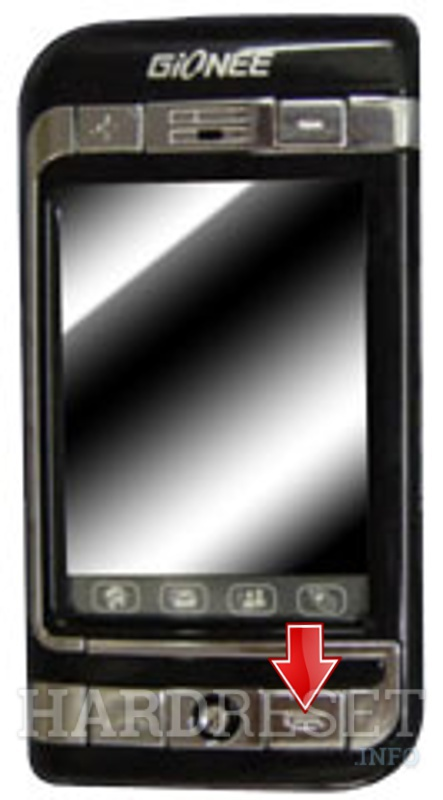 Hard Reset GIONEE T89