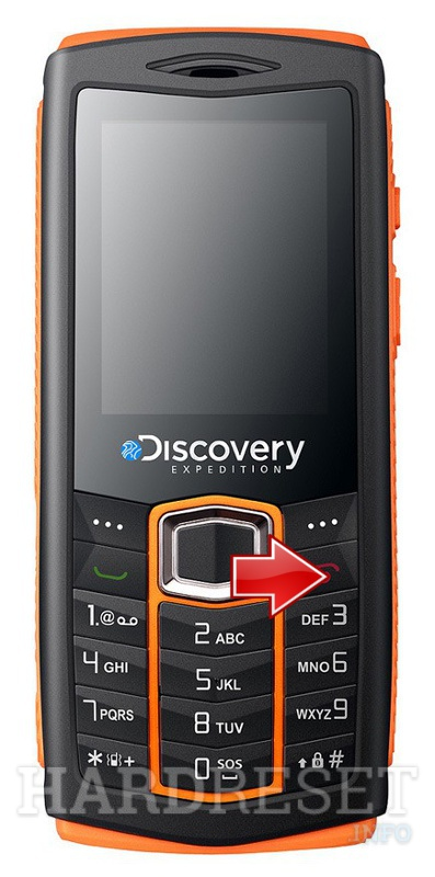 Hard Reset ZTE D51 Discovery