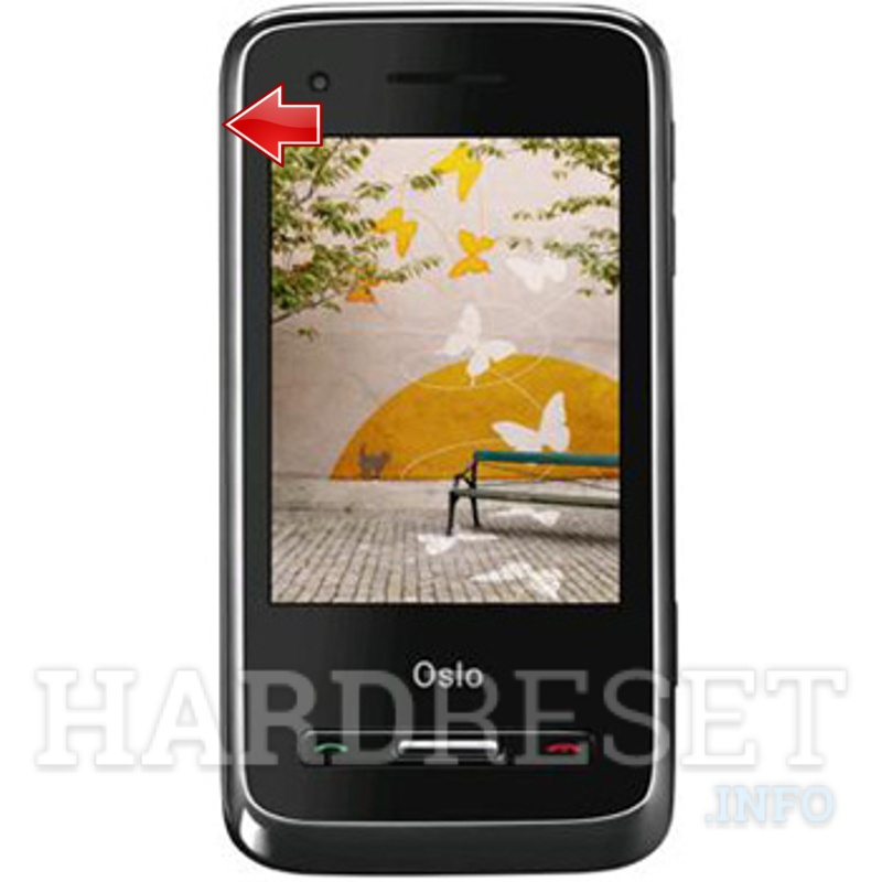Hard Reset ZTE F951E Orange Oslo