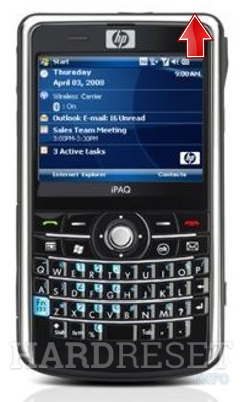 Hard Reset HP iPAQ 914