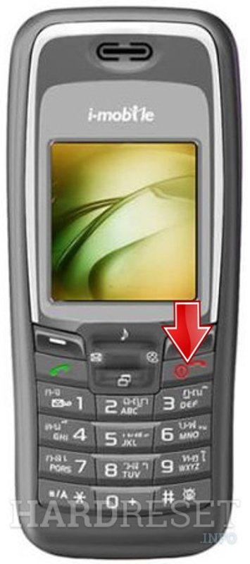 Hard Reset i-mobile 311