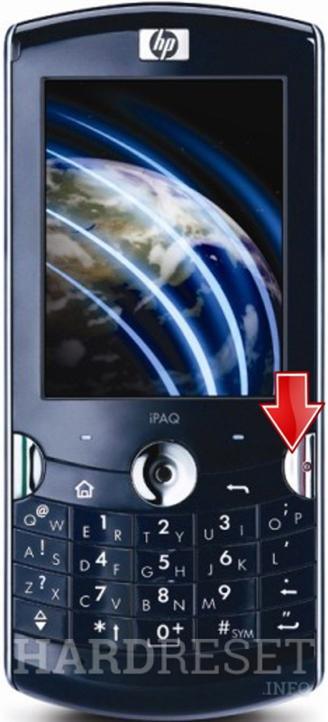 Hard Reset HP iPAQ Voice Messenger