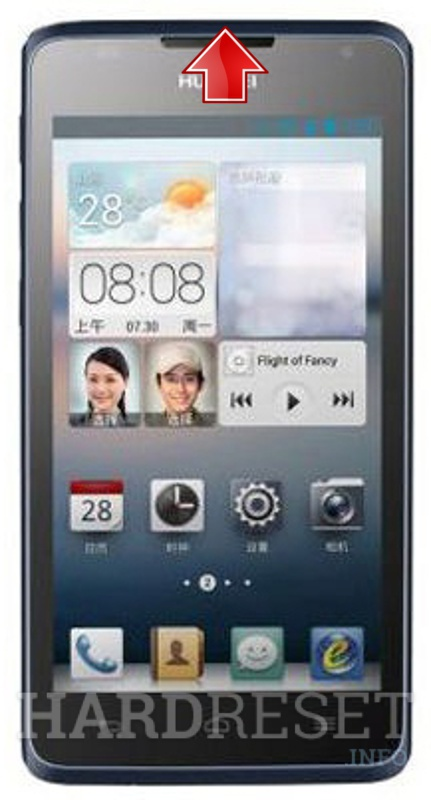 Shwe mobile & accessories: hawei c8813d dual mode gsm+cdma 800mhz.