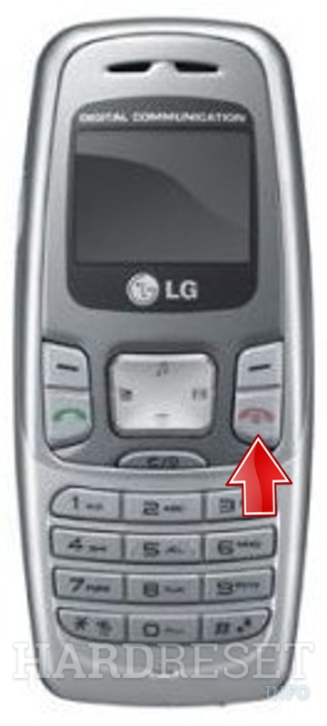 Permanently delete data from LG MG180