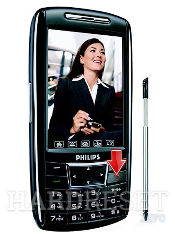 Hard Reset PHILIPS 699 Dual SIM