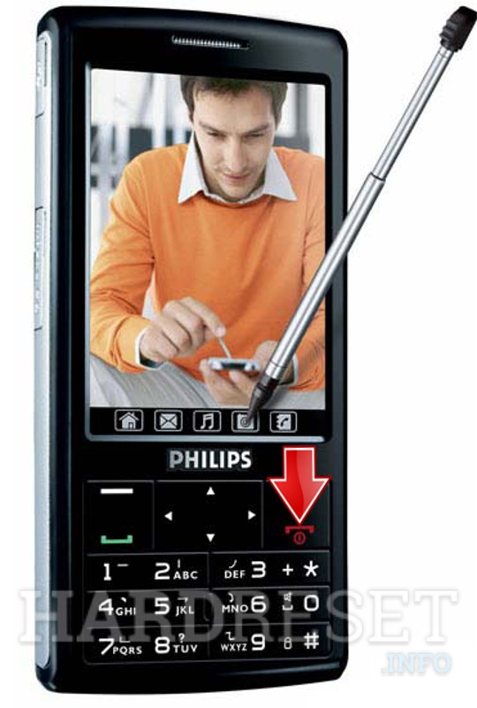 Hard Reset PHILIPS 399