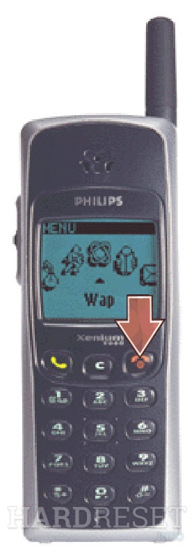 Hard Reset PHILIPS 9660 Xenium