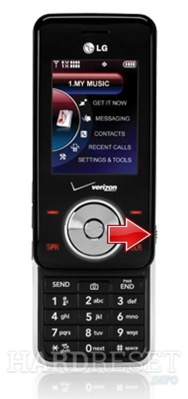 how to hard reset my phone lg vx8550 hardreset info rh hardreset info Juke Phone LG Chocolate 2
