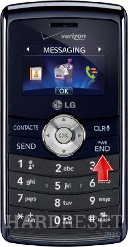 how to hard reset my phone lg vx9200 env3 hardreset info rh hardreset info LG Flip Phone LG enV2