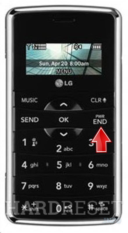 how to hard reset my phone lg env2 hardreset info rh hardreset info LG Voyager LG Voyager