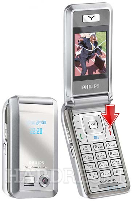 Hard Reset PHILIPS Xenium 9@9e