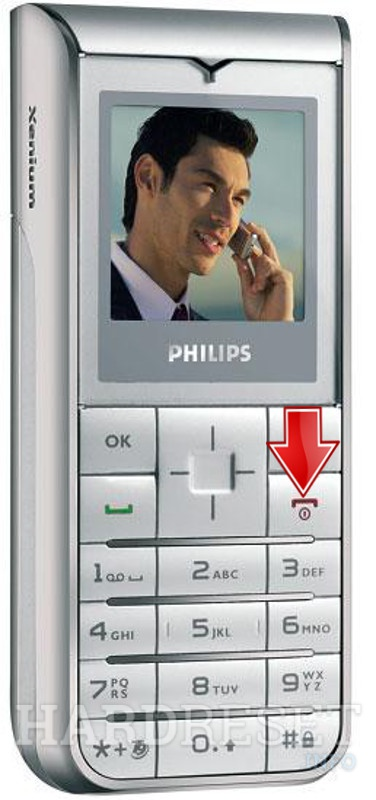 Hard Reset PHILIPS Xenium 9@9a
