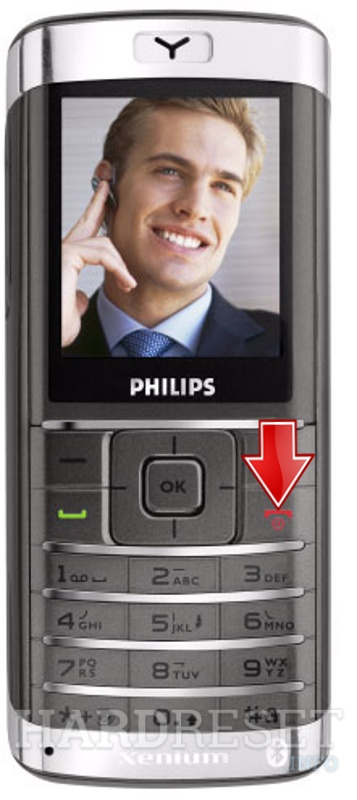 Hard Reset PHILIPS Xenium 289