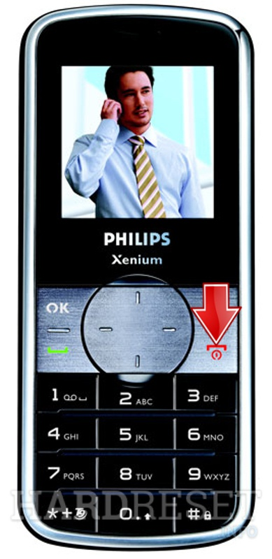 Hard Reset PHILIPS Xenium 9@9f